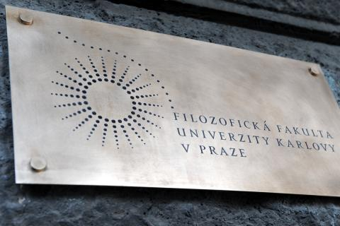 Filozofická fakulta Univerzita Karlova